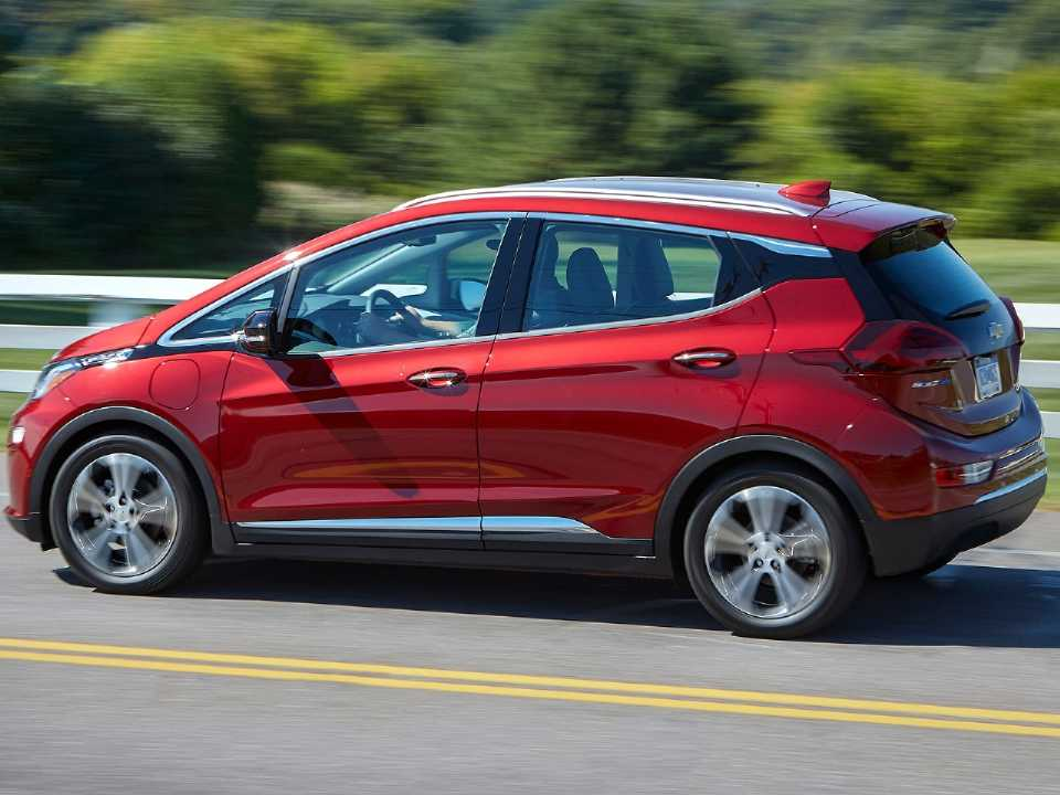 ChevroletBolt 2019 - lateral