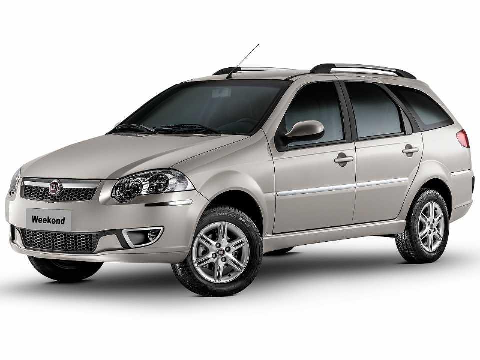 Fiat Weekend 2020