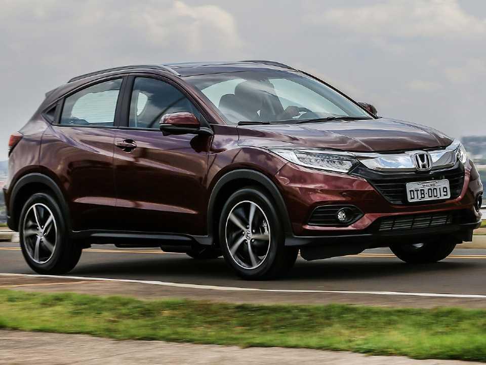 HondaHR-V 2020 - ângulo frontal