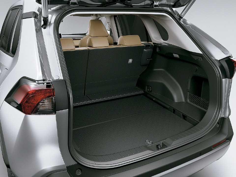 ToyotaRAV4 2019 - porta-malas