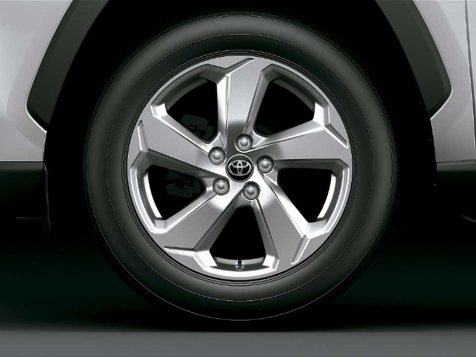 ToyotaRAV4 2019 - rodas