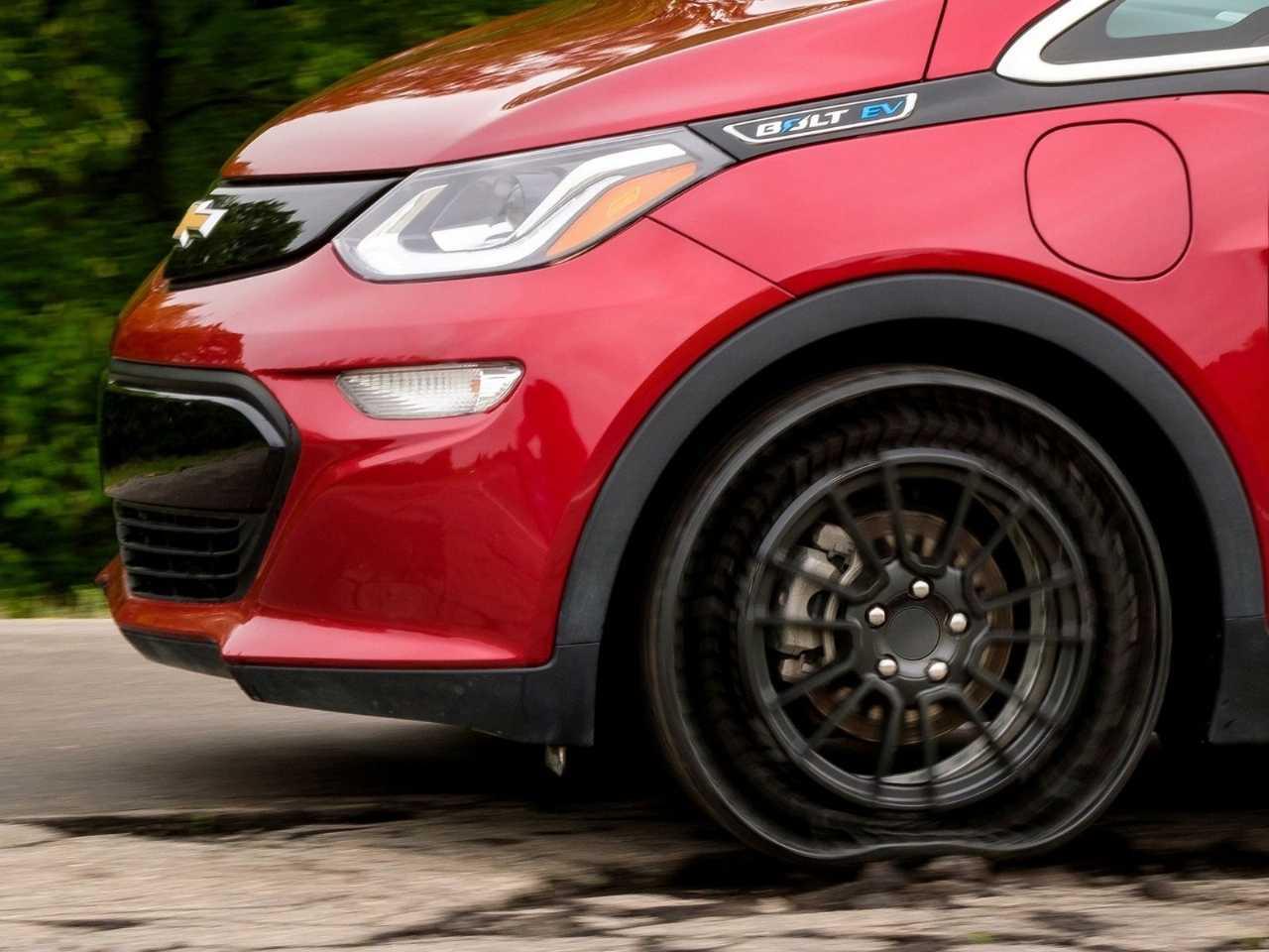 ChevroletBolt 2020 - rodas