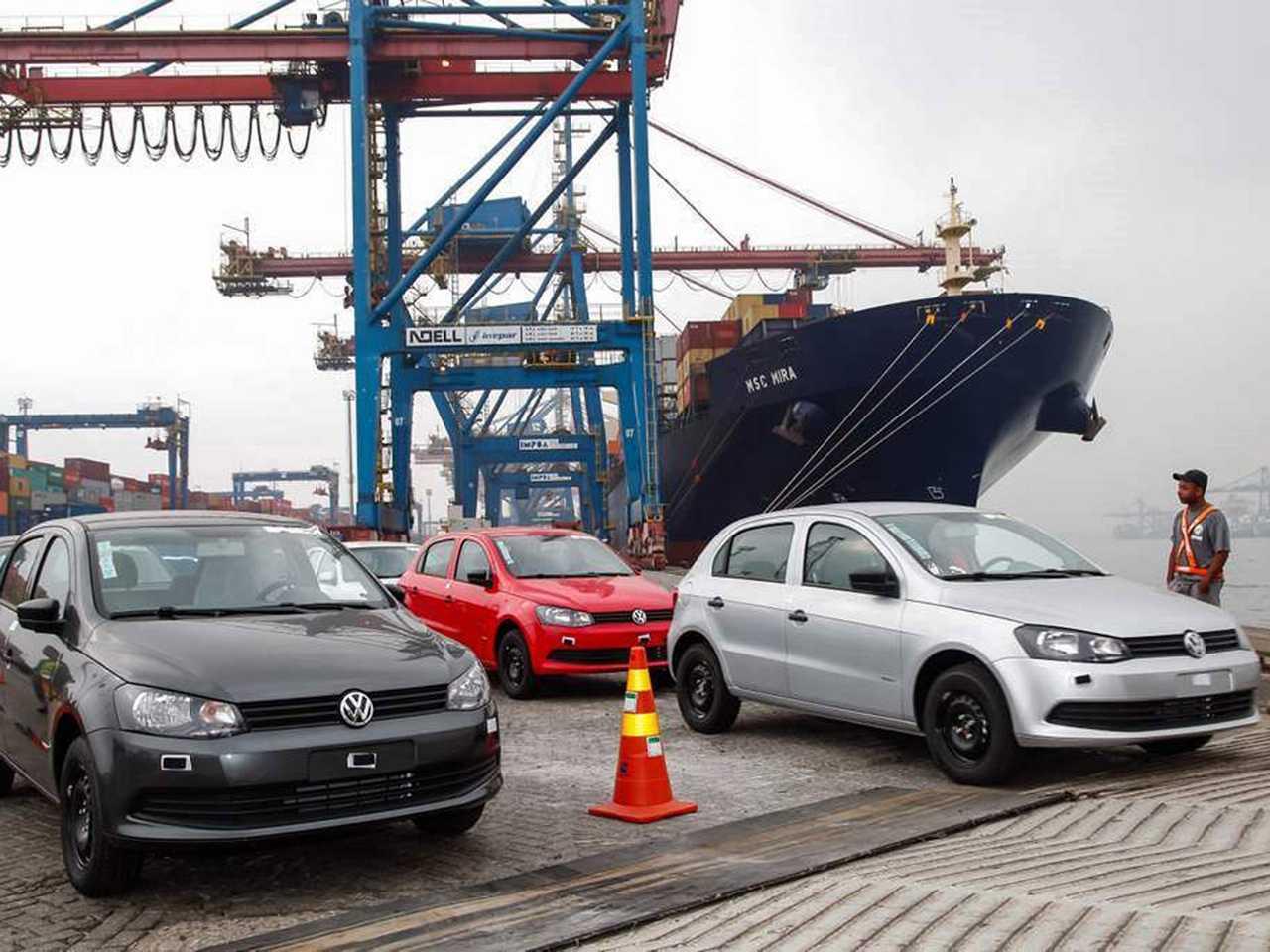 Exportações da indústria automotiva brasileira vão cair em 2019