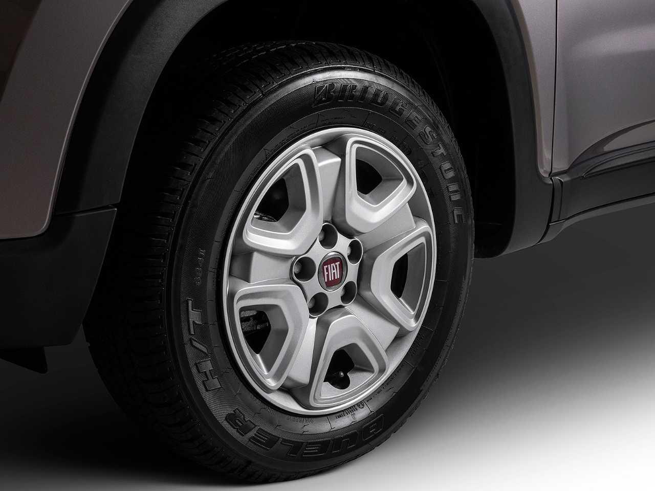 FiatToro 2019 - rodas