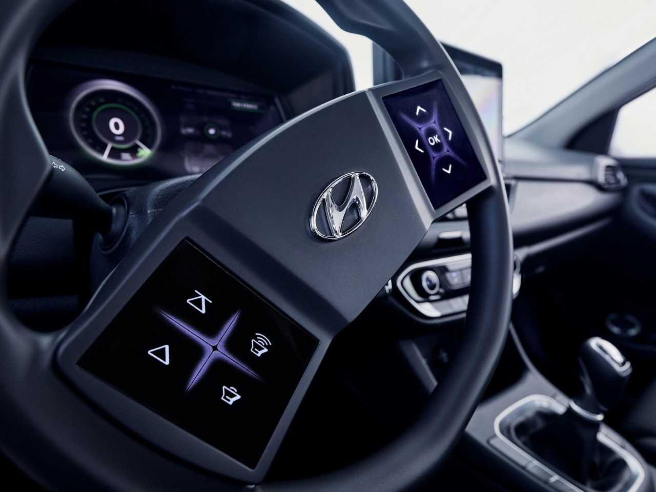 Hyundaii30 2020 - volante