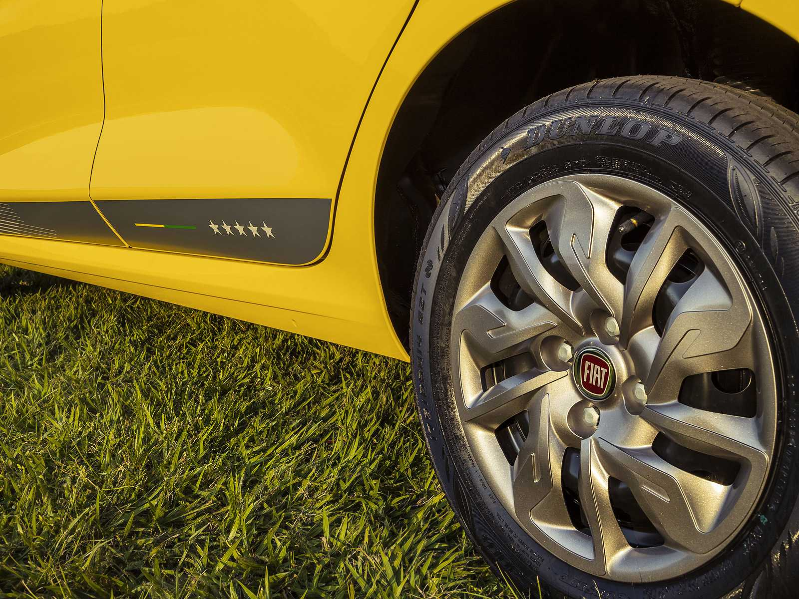FiatArgo 2020 - rodas