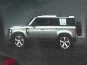 Flagra antecipa detalhe do novo Land Rover Defender