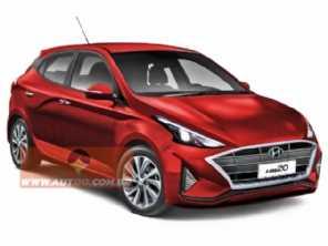 Novo Hyundai HB20 chega ao mercado em outubro