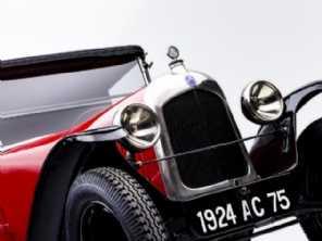 Citroën completa 100 anos neste 4 de junho