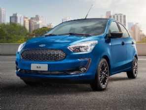 Ford dá descontos de até R$ 8,2 mil para linha Ka e EcoSport