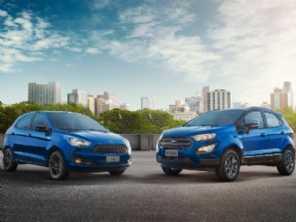 Ford chama Ka e Ecosport para recall