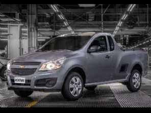 O que ocorre com a Chevrolet Montana e o Citroën C4 Lounge?