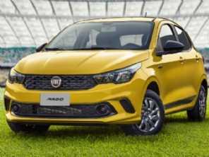 Fiat Argo Seleção estreia com 5 anos de garantia
