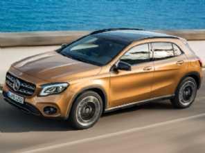 Nova geração do Mercedes-Benz GLA estreia neste ano na Europa