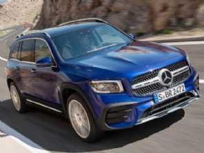 Mercedes-Benz GLB estreia no Brasil em 2020