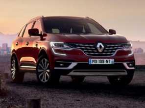 Com facelift, Renault Koleos 2020 ganha condições de estrear no Brasil