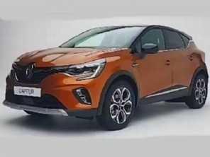 Nova geração do Renault Captur tem visual definido
