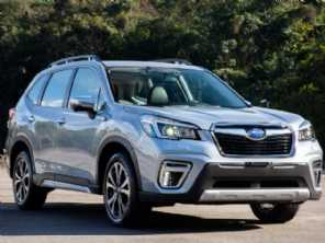 O que muda na nova geração do Subaru Forester?