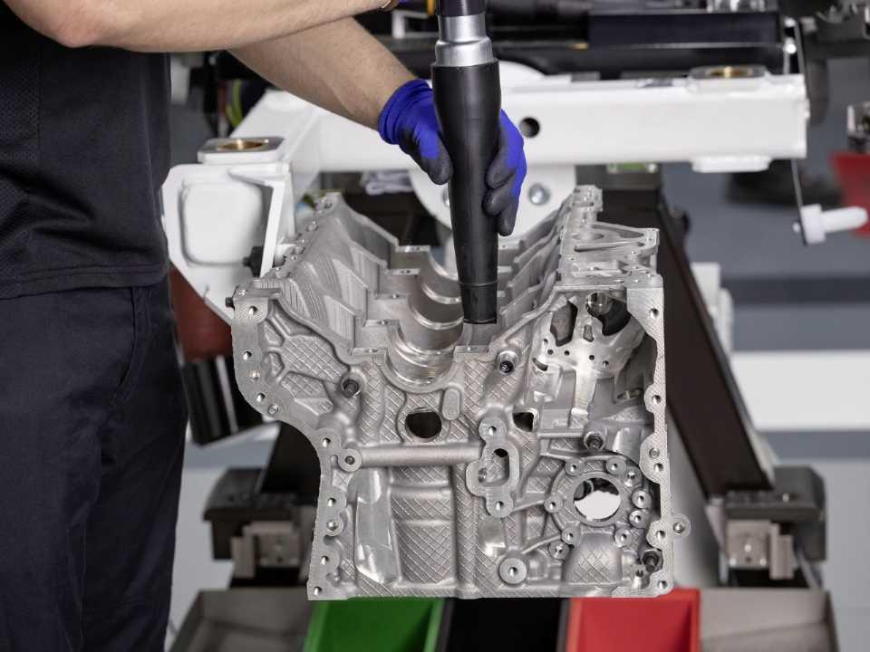 O 2.0 de quatro cilindros mais potente