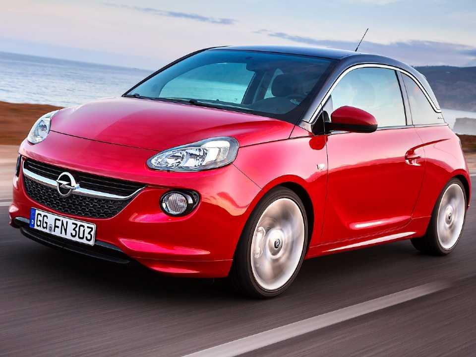 Subcompactos como o Opel Adam podem sair de linha devido aos custos elevados de eletrificação