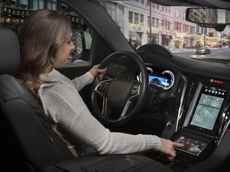Assistentes de condução colaboram para deslocamentos mais confortáveis e seguros