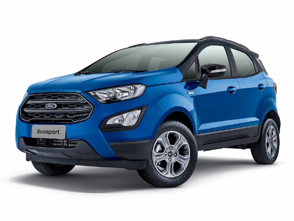 Ford EcoSport 100 Anos