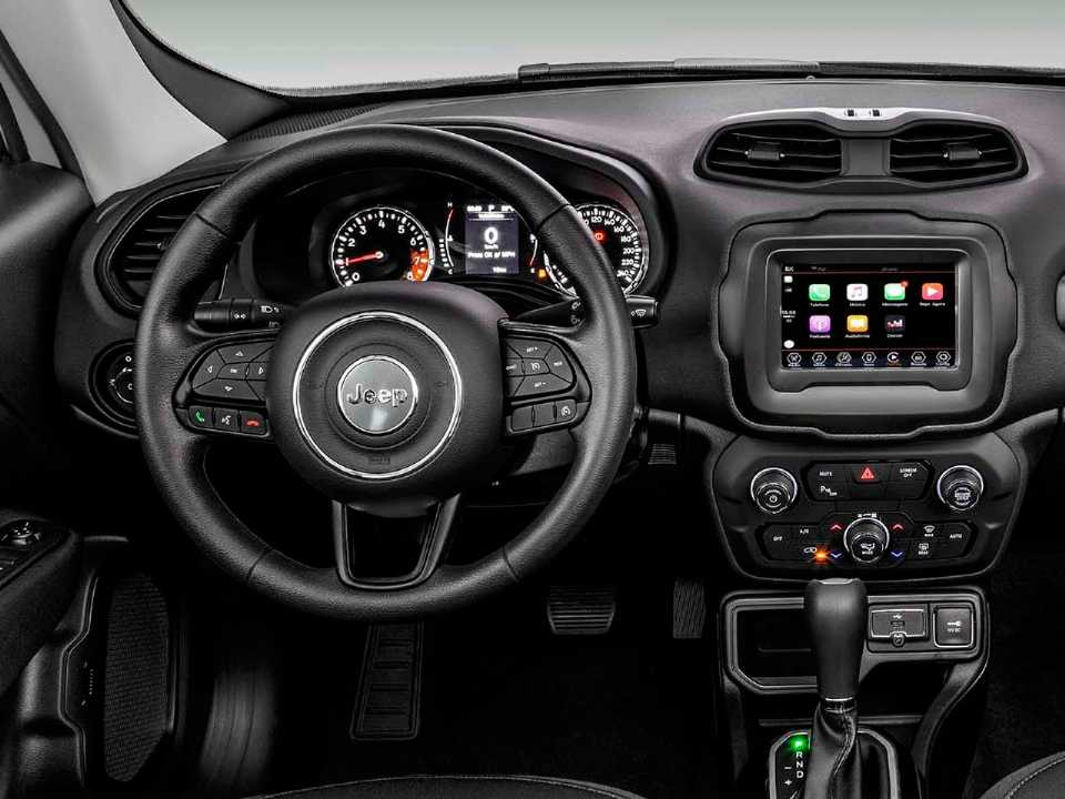 JeepRenegade 2019 - painel