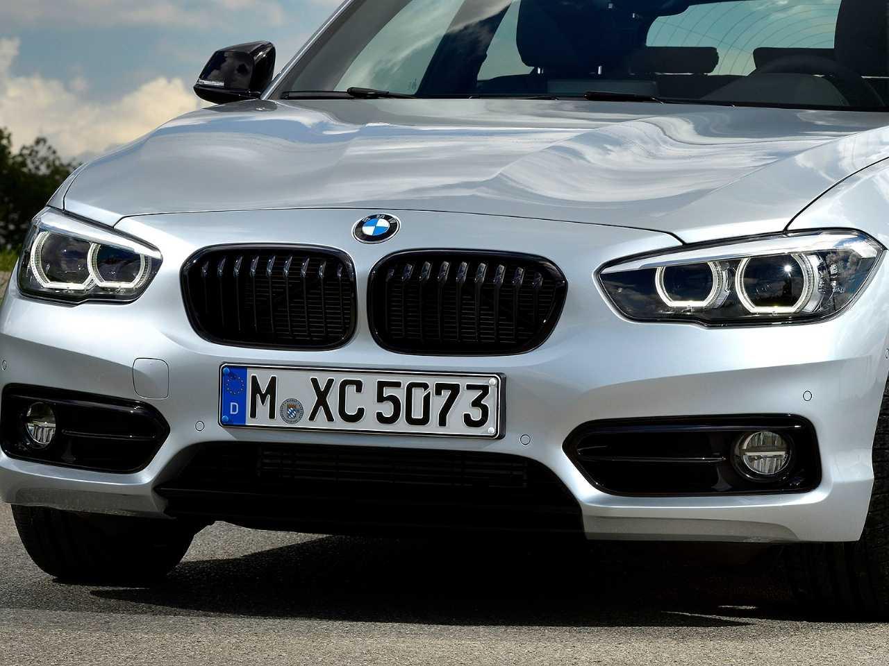 Futuro SUV compacto da BMW deverá utilizar a plataforma UKL2, hoje presente na Série 1