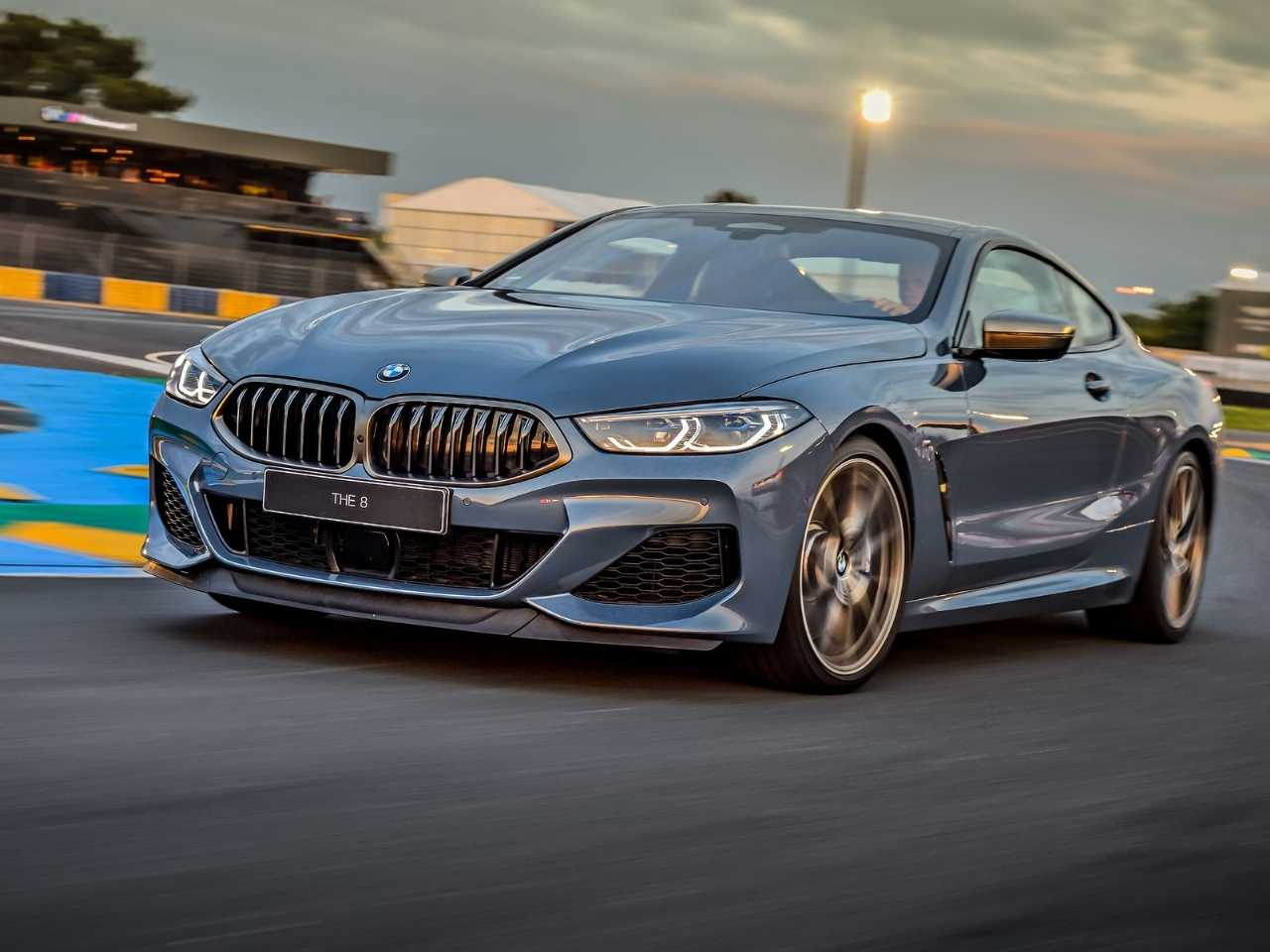 BMW Série 8 Coupé 2020
