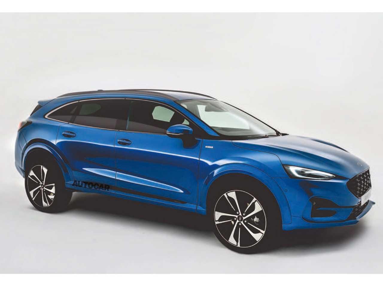 Acima projeção da revista inglesa Autocar sobre o que podemos esperar para a nova geração do Ford Fusion/Mondeo