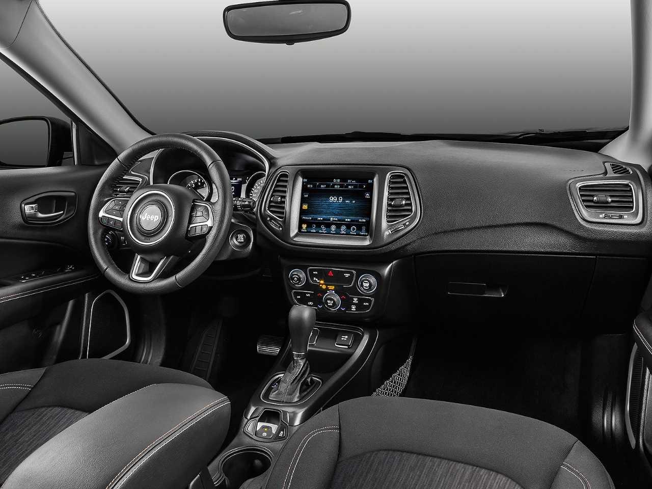 JeepCompass 2019 - painel