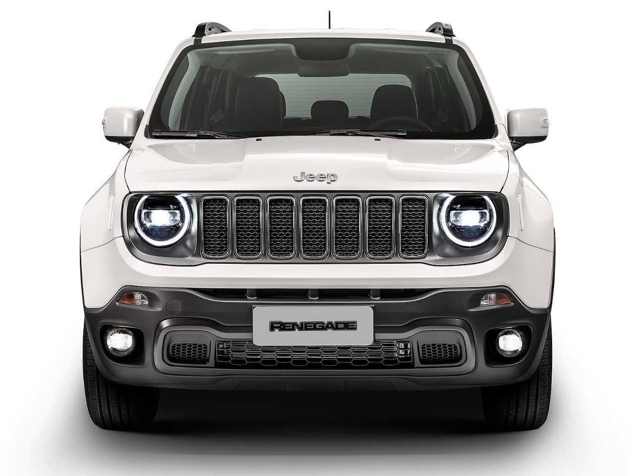 JeepRenegade 2020 - frente