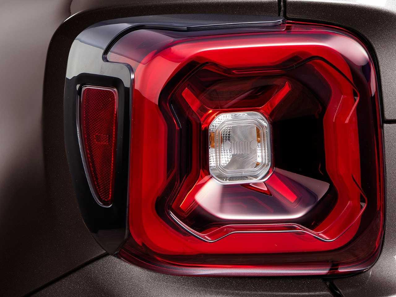 JeepRenegade 2020 - lanternas