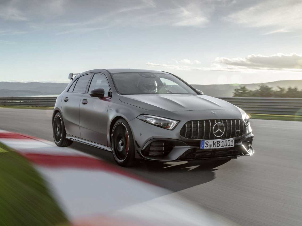Mercedes-Benz Classe A 2020
