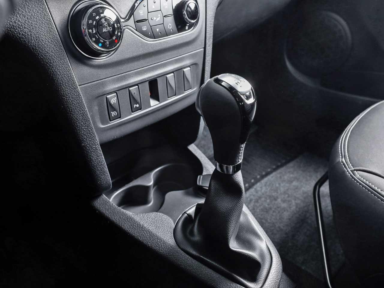RenaultSandero 2020 - câmbio