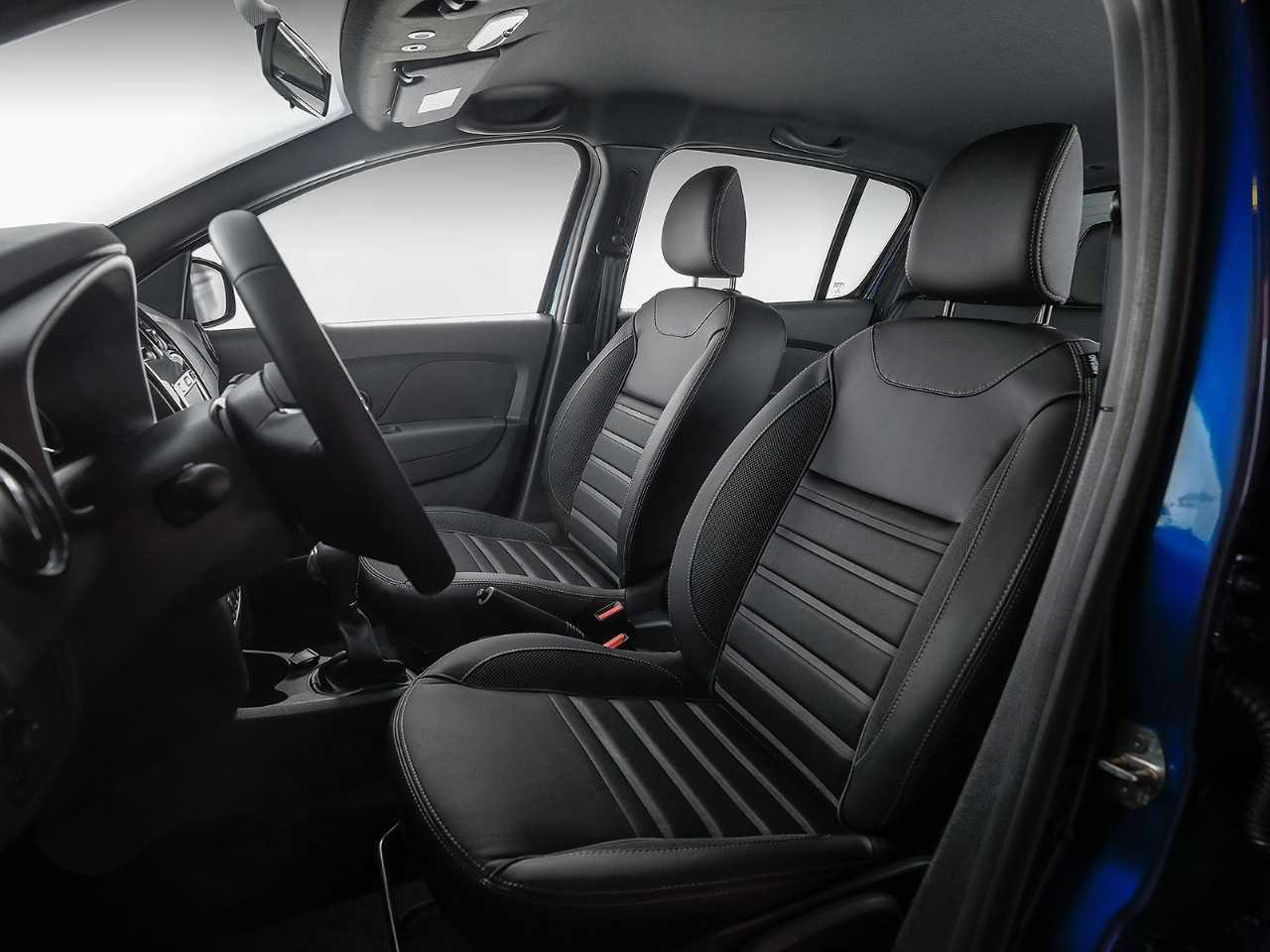 RenaultSandero 2020 - bancos dianteiros