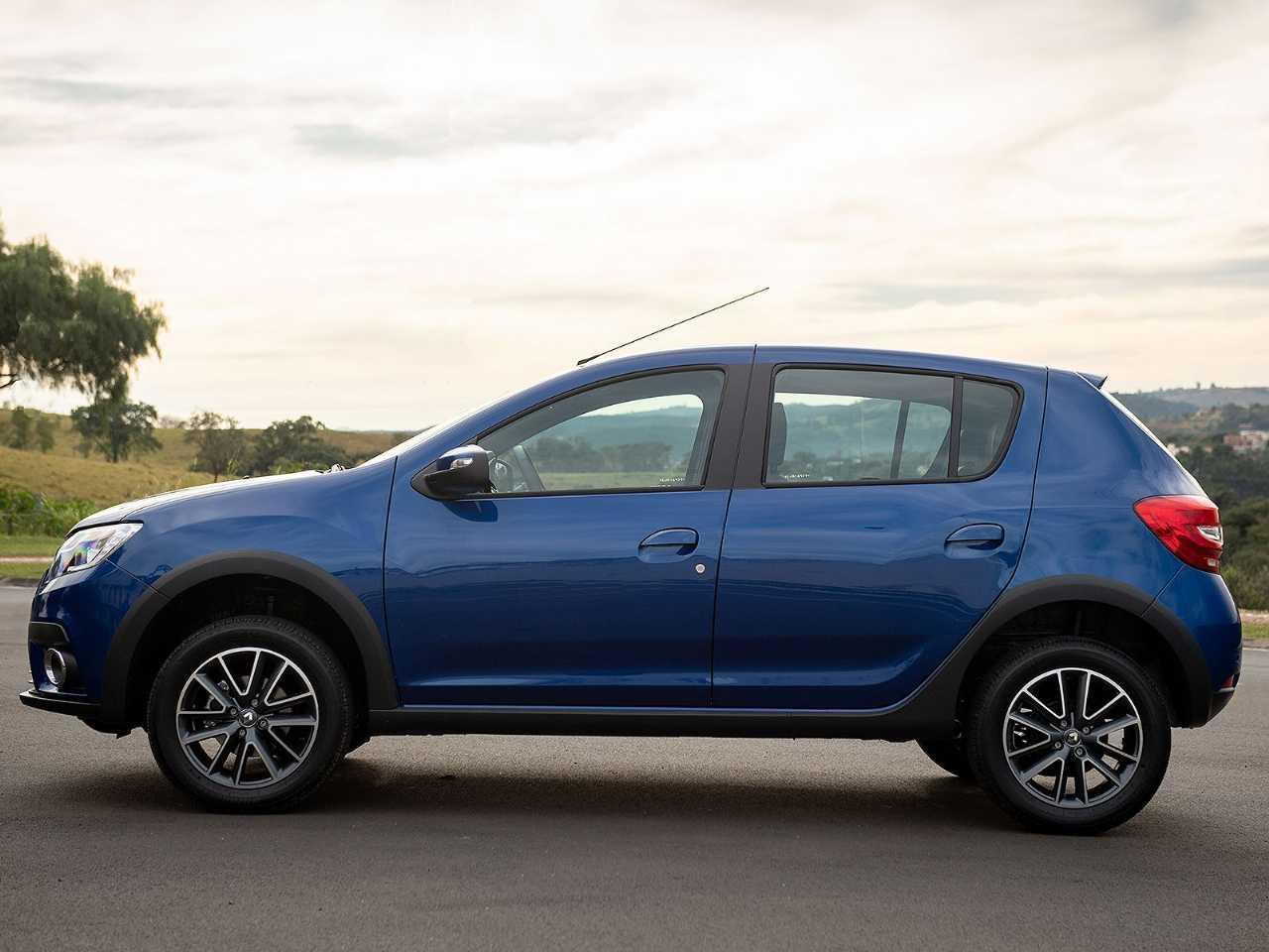 RenaultSandero 2020 - lateral