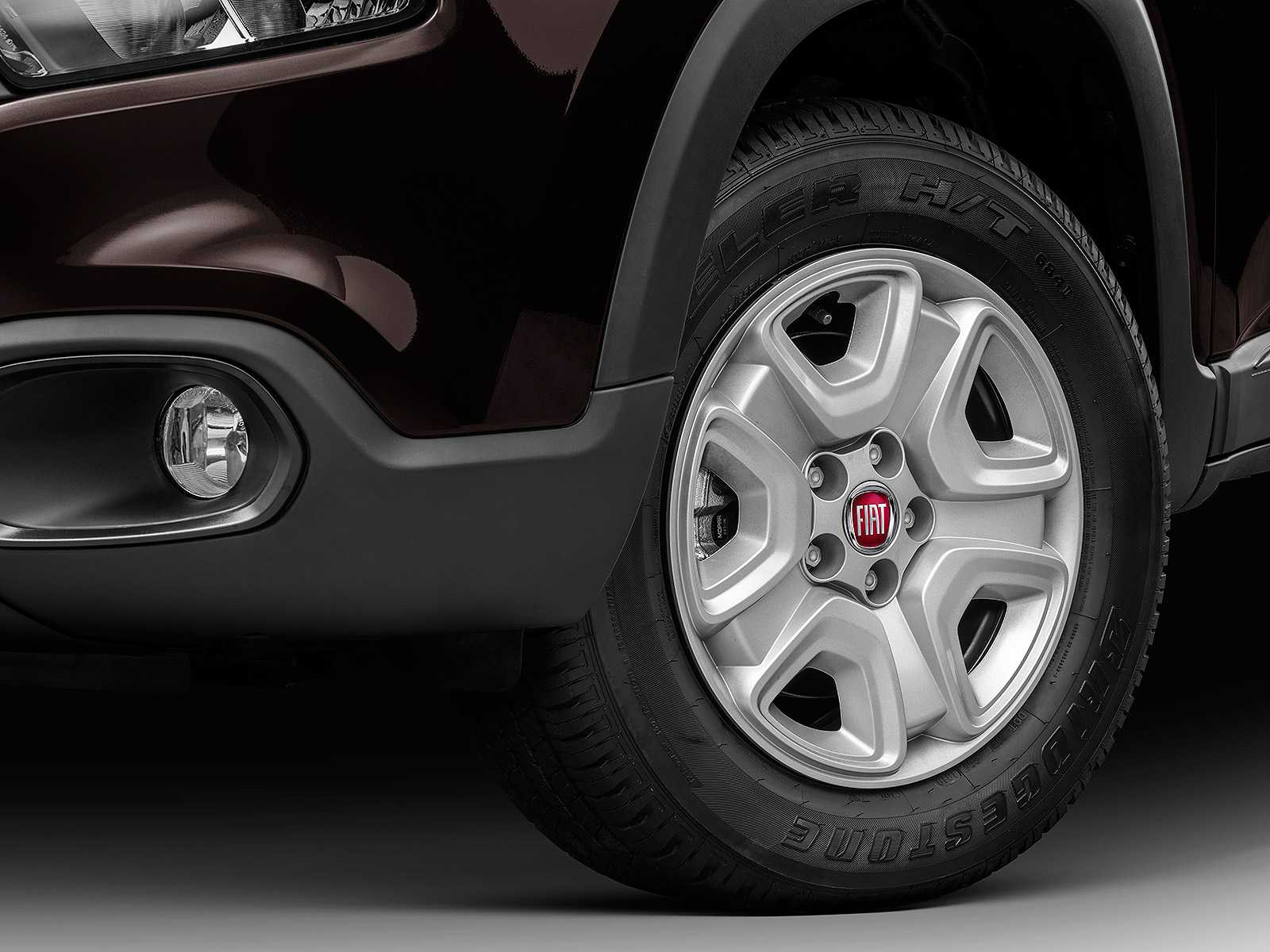 FiatToro 2020 - rodas