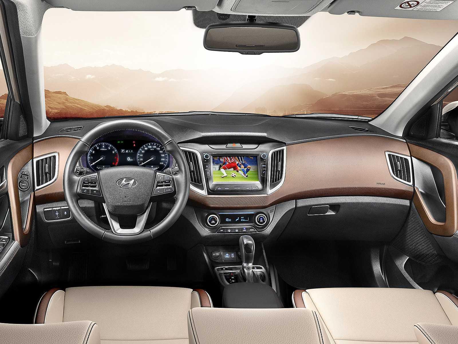 HyundaiCreta 2020 - painel