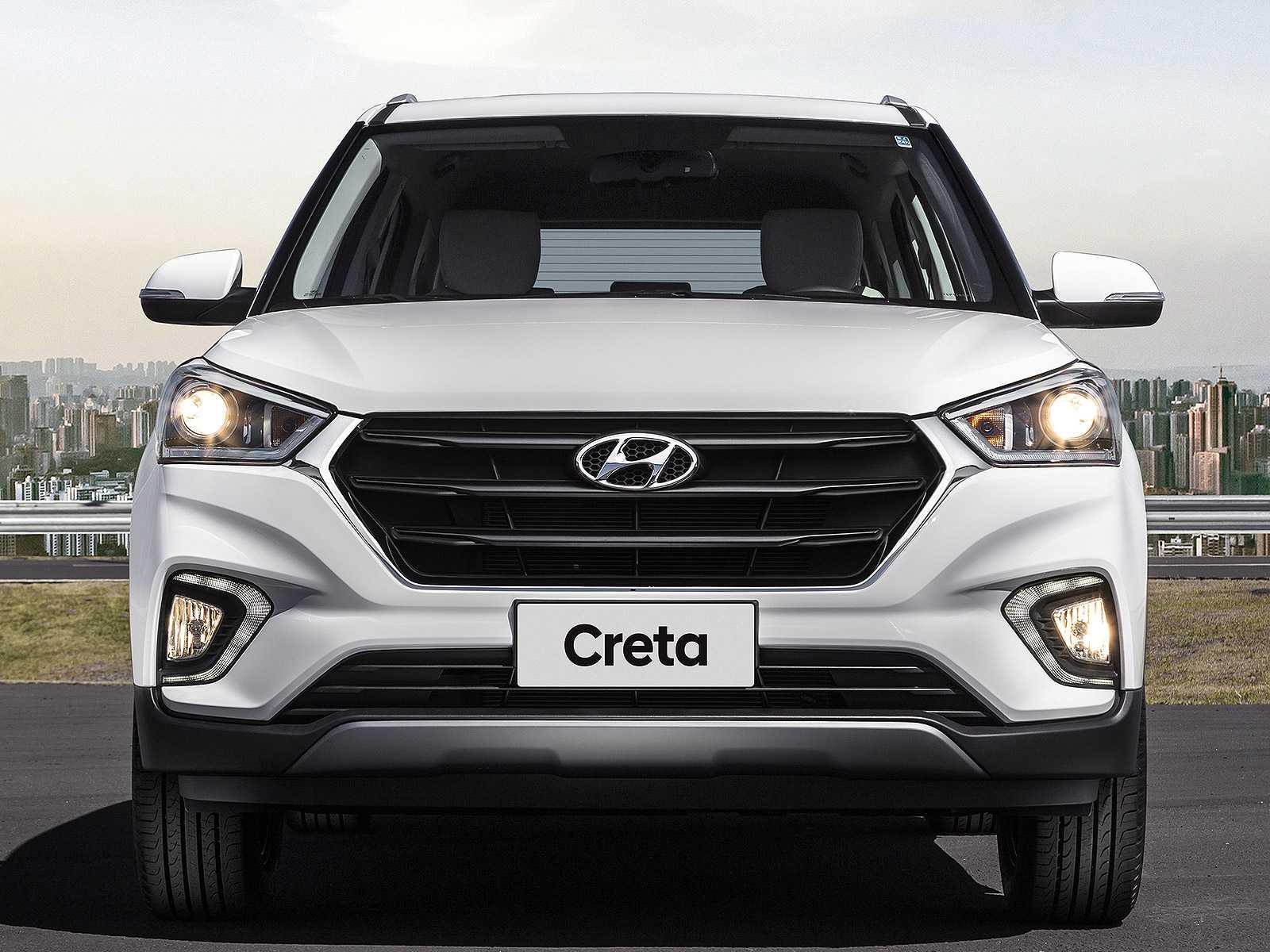 HyundaiCreta 2020 - frente