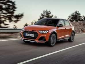 Audi A1 Citycarver: hatch estreia opção ''aventureira''