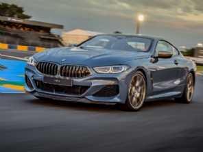 BMW Série 8 chega ao Brasil por R$ 799.950