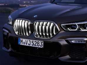 Com grade iluminada, novo BMW X6 2020 é revelado