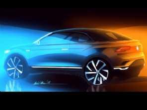 Crossover derivado do VW Polo também será vendido na Europa
