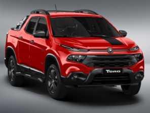 Fiat aumenta preços de Toro, Strada e Fiorino