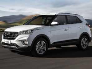 Creta lidera vendas entre os SUVs em agosto e T-Cross supera o HR-V