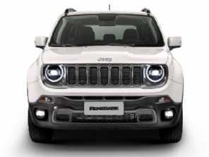 Jeep Renegade e Compass quase empatam nas vendas