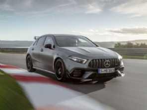 Mercedes-AMG A 45 e CLA 45 são revelados e entregam até 426 cv