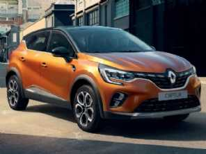 Novo Renault Captur 2020 estreia na Europa