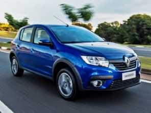 Renault Sandero 2020 parte de R$ 47 mil